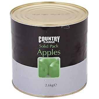 Country Range Apples Solid Pack