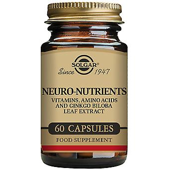 Solgar Neuro Nutrients 30 Cápsulas (Vitaminas y suplementos , Multinutrientes)