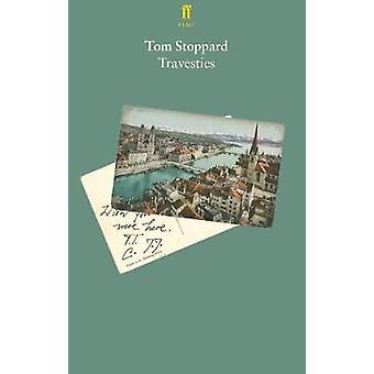 Travesties - 9780571339259 bok