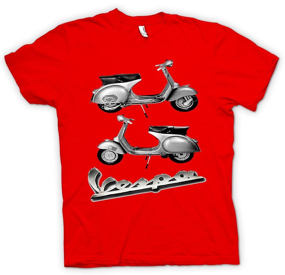 T-shirt Uomo - Vespa 150GS Scooter - Mod