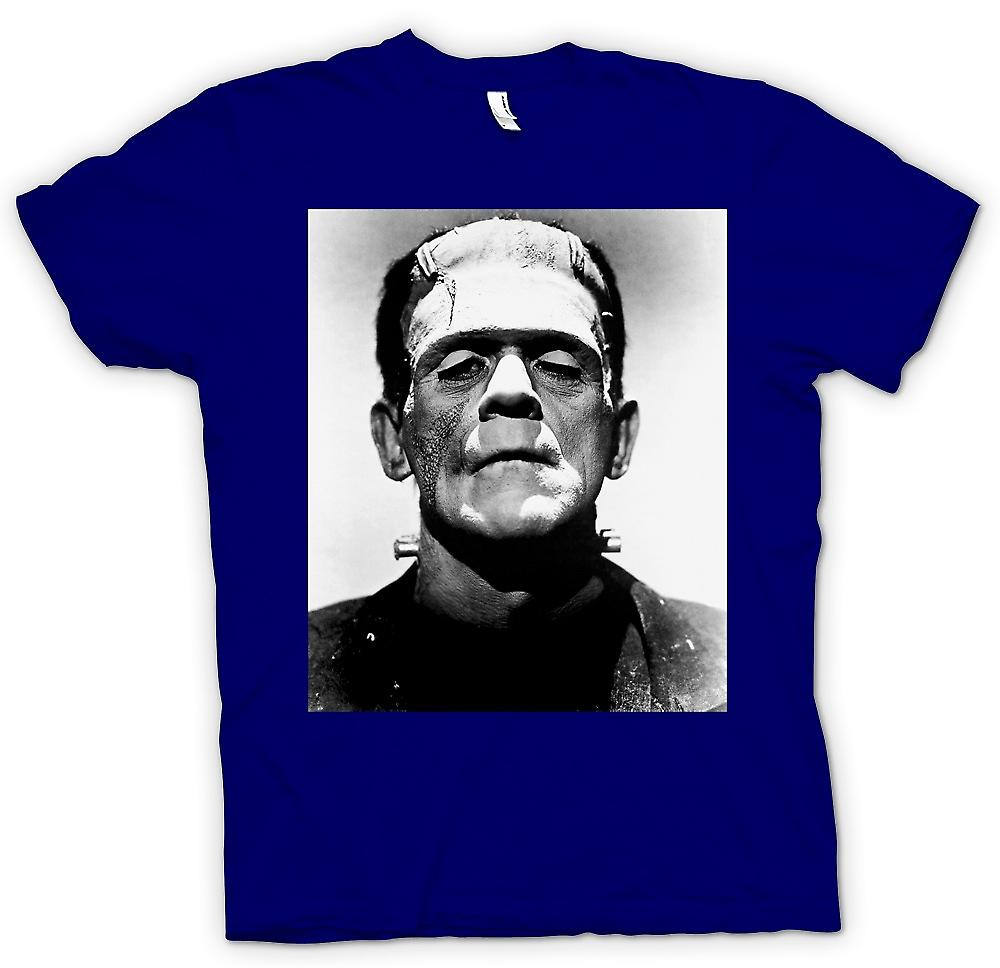 Mens T-shirt-Frankenstein-Classic