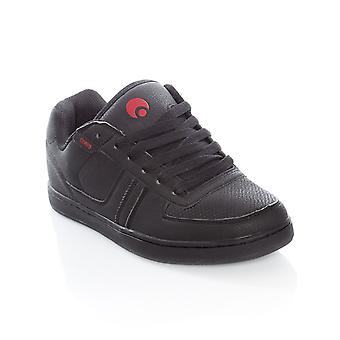 Osiris Black-Red Relic Shoe