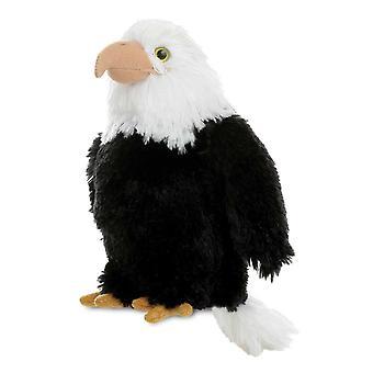 极光迷你拖鞋 - 自由鹰软玩具 20 厘米