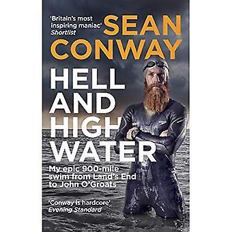 Helvetet och högt vatten: min episka 900 mil simma från Land's End till John O'Groats