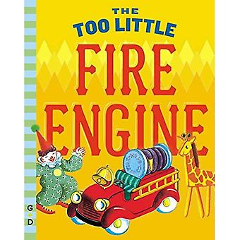 Too Little Fire Engine, The (G&d Vintage)