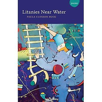 Letanías cerca del agua (Original del libro en rústica de la prensa LSU)