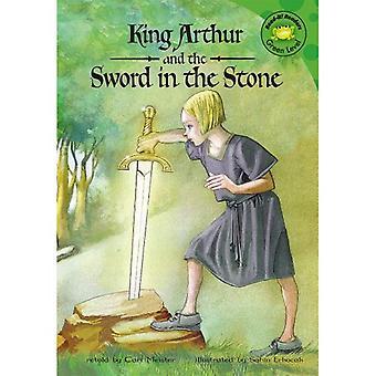 Kung Arthur och svärdet i stenen (Read-It! läsare: legender grön nivå)