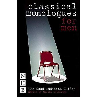 Classical Monologues for Men (Good Audition Guide)