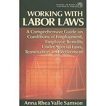 Arbeiten mit Labor Gesetze: eine umfassende Anleitung bezüglich Beschäftigung, Leistungen an Arbeitnehmer unter besonderen Gesetzen, Kündigung und Rücktritt