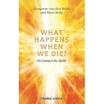 What Happens When We Die?:� Our Journey in the Afterlife