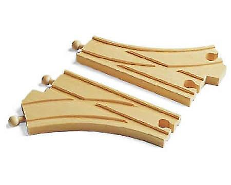 BRIO Curved switching tracks 33346