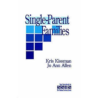 Ensamstående förälder familjer av Kissman & Kris