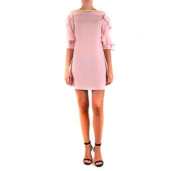 Pinko Pink Polyester Dress