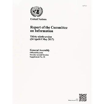Report of the Committee on Information - Thirty-ninth Session (24 Apri