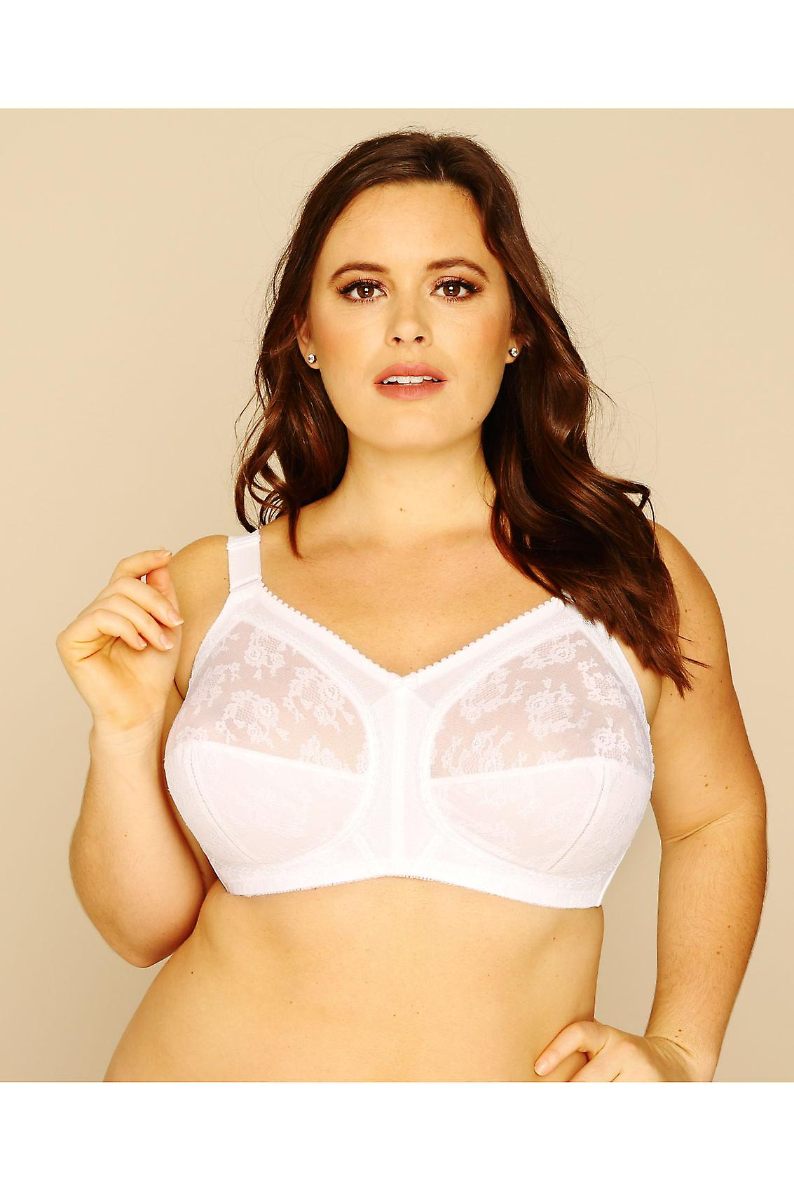 TRIUMPH Classic Doreen Vit Non-Wired Lace Bra