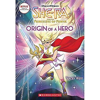 She-Ra #1: Origin of a Hero (She-Ra)