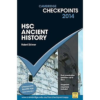 Cambridge Checkpoints HSC Ancient History - 2014 by Robert Skinner - 9