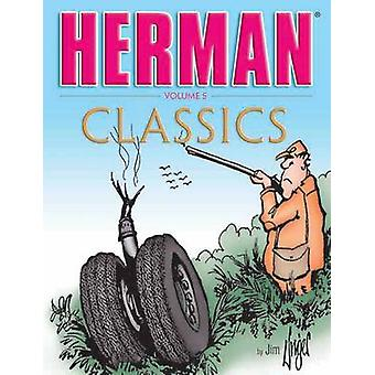 Herman Classics - Volume 5 by Jim Unger - 9781550228397 Book