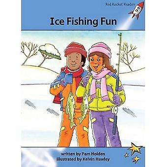 Ice Fishing Fun by Pam Holden - Kelvin Hawley - 9781877506864 Book