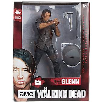 Walking Dead Glenn Legacy Edition Deluxe Action Figure, 10-inch