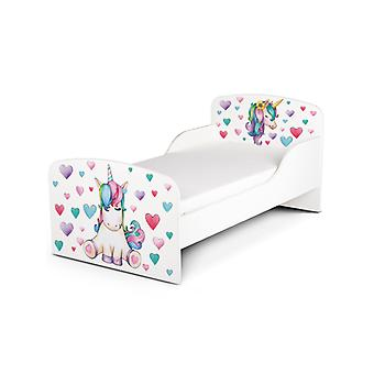 PriceRightHome Unicorn Toddler Bed