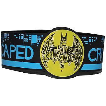 Wristband - DC Comics - Batman Caped Crusader New Toys Gifts rwb-dc-0009
