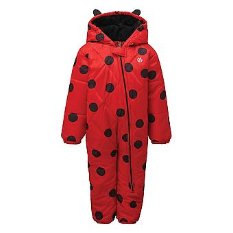 Dare 2B Childrens/Kids Bambino Ladybird Snowsuit