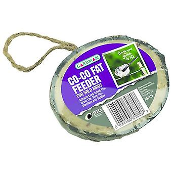 Co-co Coconut Fat Feeder for Wild Birds