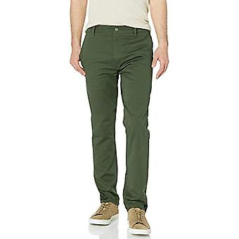 Levi's Men's 511 Slim Fit Hybrid Trouser Pant, Lodge, Green, Size 32W x 32L