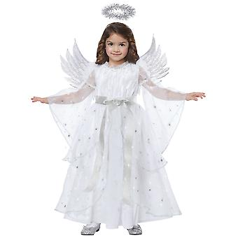Starlight Angel Christmas Heaven Pasen Nativity peuter kind meisjes kostuum