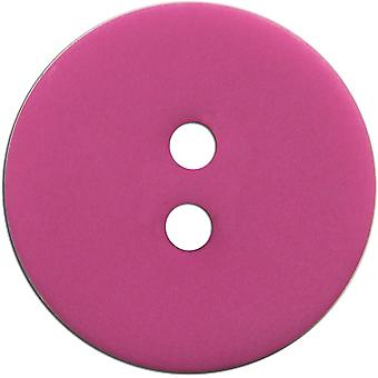 Slimline Buttons Series 1 Pink 2 Hole 5 8