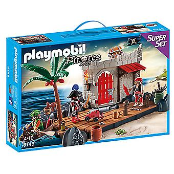 Playmobil 6146 Pirates Fort