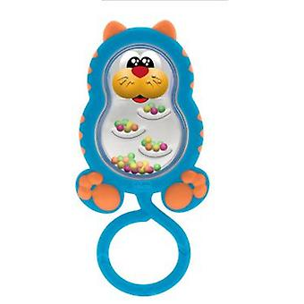 Chicco cat Rattle (Toys , Preschool , Babies , Early Childhood Toys)