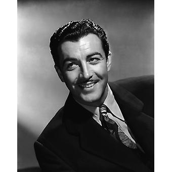 Johnny Eager Robert Taylor 1942 foto afdrukken