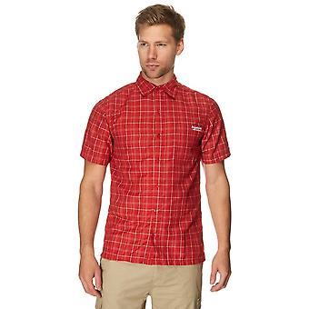 REGATTA Men's Shelton Short Sleeve Shirt