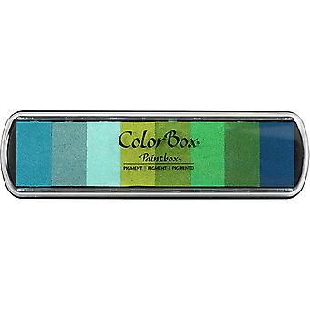 ColorBox Pigment Paintbox Ink Pad 8 couleurs-Envy 130-55