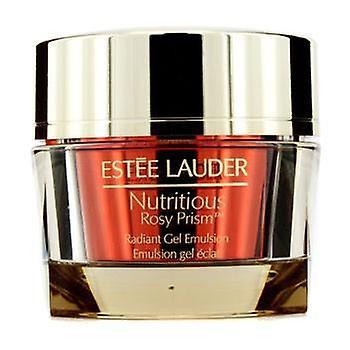 Estee Lauder Nutritious Rosy Prism Radiant Gel Emulsion - 50ml/1.7oz