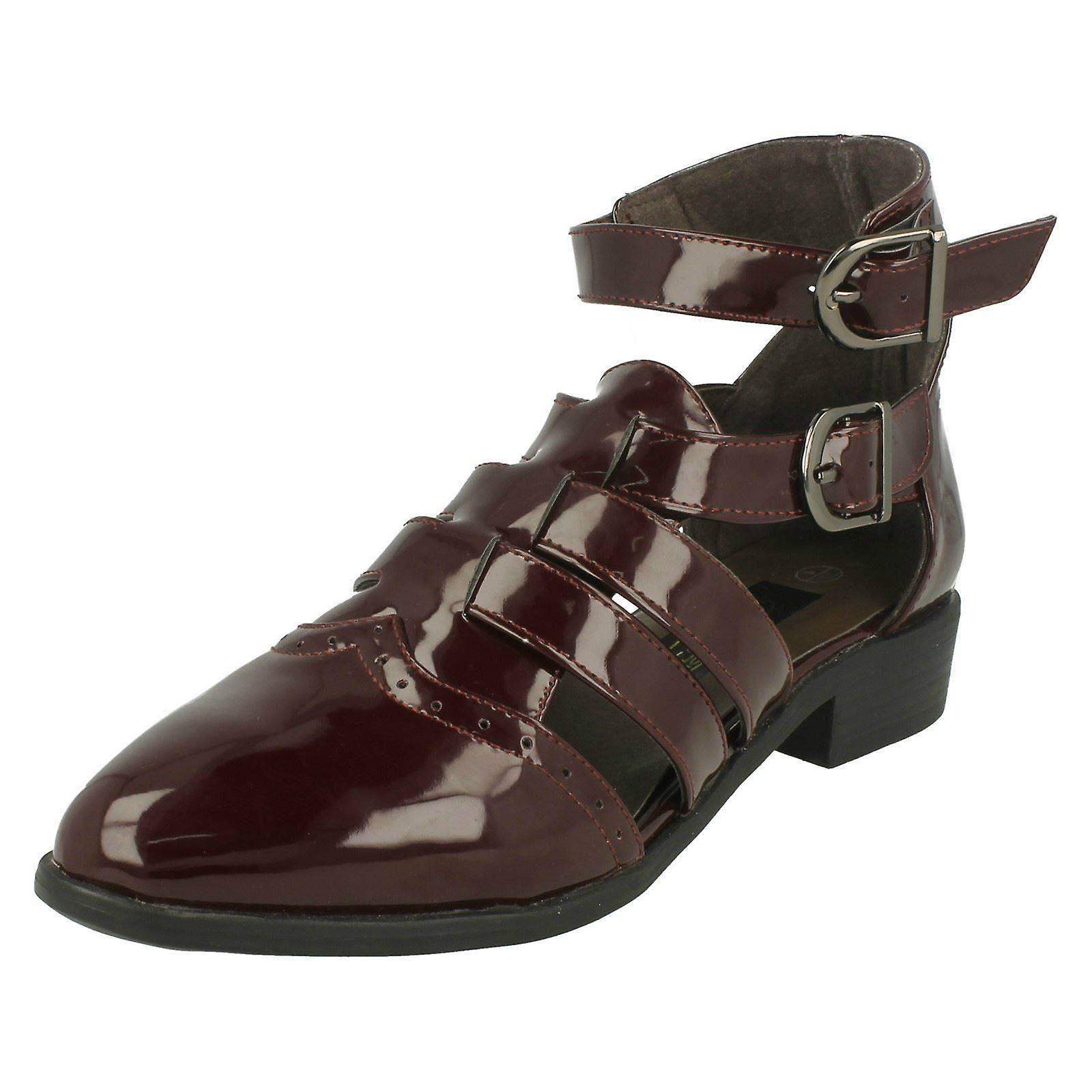 Ladies Spot Shoes On Strappy Shoes Spot 7c9ba0