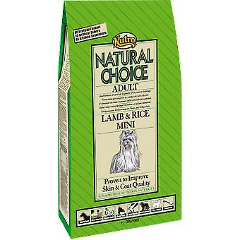 Nutro Adulto Mini Lamb & Rice (Dogs , Dog Food , Dry Food)
