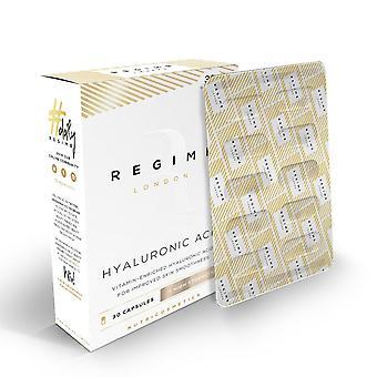 REGIME London Hyaluronic Acid - 30 Capsules