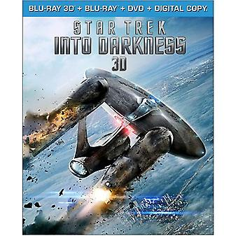 Star Trek Into Darkness 3D [BLU-RAY] USA importieren