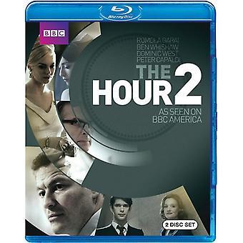 The Hour: Season Two [2 Discs] [Blu-ray] [BLU-RAY] USA import