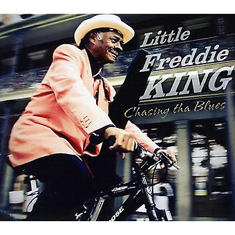 Little Freddie King - jagter Tha Blues [CD] USA import
