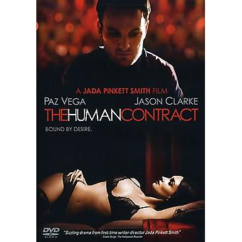 Human Contract [DVD] USA import