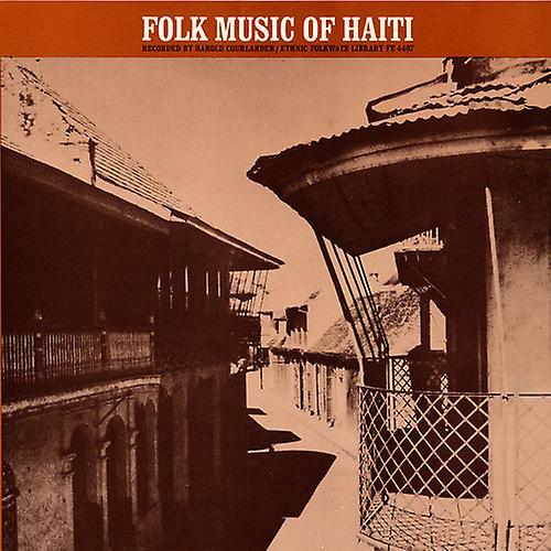 Music of Haiti - Vol. 1-Folk Music of Haiti [CD] USA import