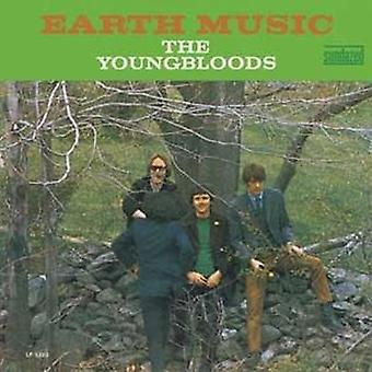 Youngbloods - Earth Music [Vinyl] USA import