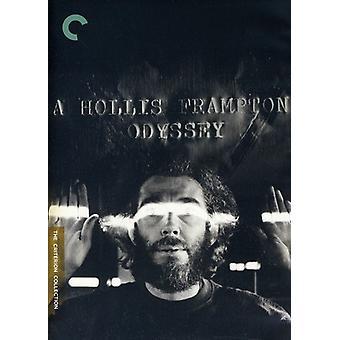 A Hollis Frampton Odyssey [DVD] USA import