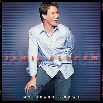 Jamie Slocum - My Heart Knows [CD] USA import