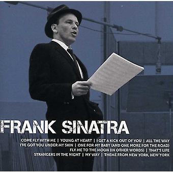 Frank Sinatra - ikonet [CD] USA import