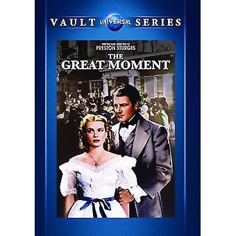 Grande momento [DVD] EUA importar
